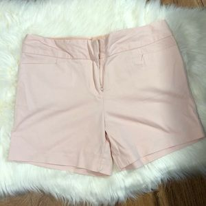 The Limited light peach shorts